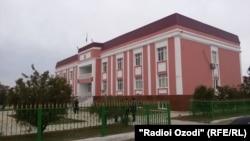 Бинои маъмурии ҳукумати ноҳияи Хуросон
