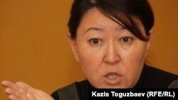 Маргарита Ускембаева, психолог и глава Института равных прав и равных возможностей.