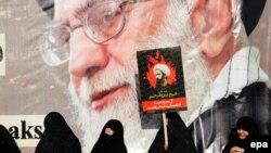 اعتراض به اعدام شیخ نمر در تهران