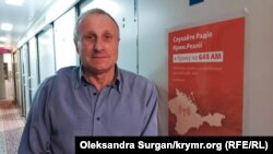 Николай Семена в поезде из Новоалексеевки в Киев, 18 февраля 2020 года
