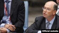 Alejandro Wolff u obraćanju Vijeću sigurnosti