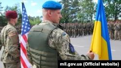 Литовсько-польсько-українська бригада. Навчання «Анаконда-2016», 7 липня 2016 року (ілюстраційне фото)