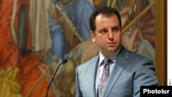 Глава администрации президента Армении Виген Саргсян