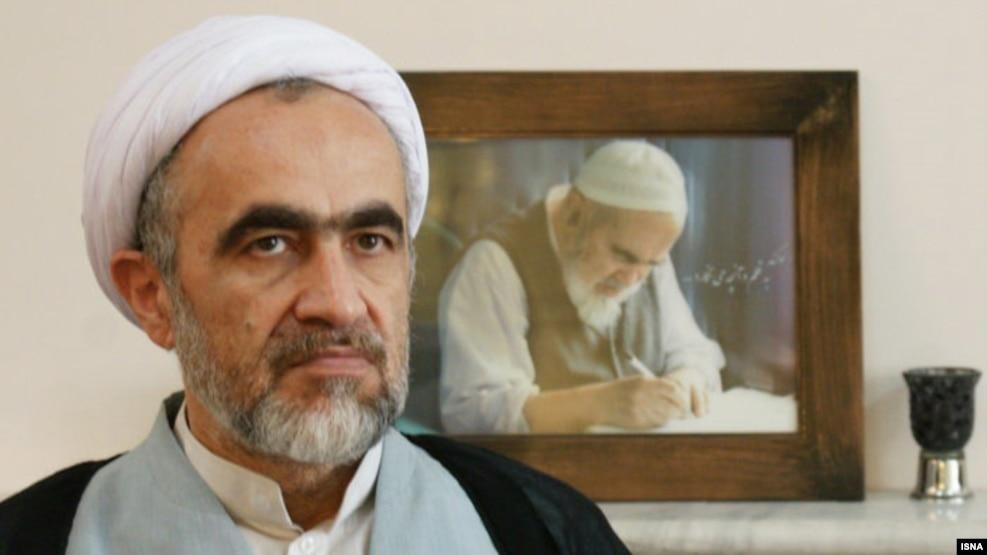 Ahmad Montazeri (file photo)