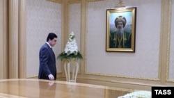 Prezidenti Gurbanguly Berdimuhamedow