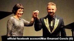 "Sandrine Piau și Max EmanuelCenčić vor fi protagoniștii operei baroce ""Arminio"", la Ateneu"