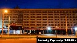 Готель «Москва» в Сімферополі 1 квітня 2020 року