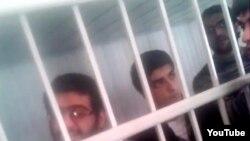 Суд над активистами Гражданского движения NIDA, 2013
