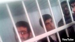 Активисты движения NIDA в суде
