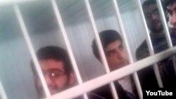 Обвиняемые активисты NIDA на суде, 2013