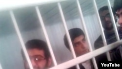 "Azerbaijan -- trial of ""Nida"" activists - 2013"