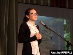 Балезино районы Падера авылыннан Алсу Касимова