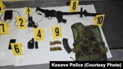 Deo konfiskovanih predmeta