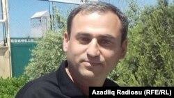 Jurnalist Əfqan Sadıqov həbsdən çıxır, 23 may 2018