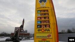 Росіяни на заправках і в магазинах відчувають рівень девальвації рубля