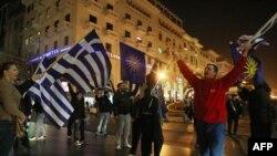 Солун - анти македонски демонстрации 2011