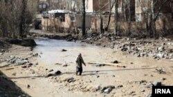 İran Azərbaycanında daşqınlar: Ölənlərin say artır