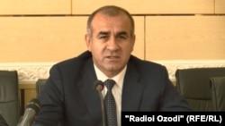Юсуф Рахмон, Генеральный прокурор Таджикистана.
