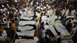 Pakistanda terror