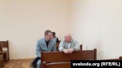 Бацька Валянцін Казакевіч