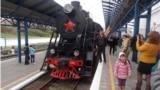 «Поезд Победы» в Севастополе, 2019 год