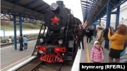 «Поїзд Перемоги» в Севастополі