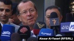 مارتن كوبلر مبعوث الامم المتحدة الخاص الى العراق