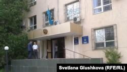 Здание Сарыаркинского районного суда № 2 Астаны. Иллюстративное фото.