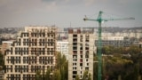 UKRAINE - building in Simferopol, 26Oct2018