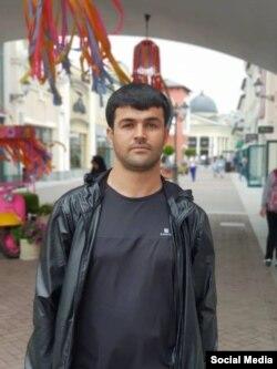 Нурали Фаттоев сразу узнал Орзу по фотографии, опубликованной в Фейсбуке
