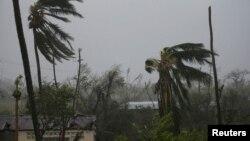 Ураган «Мэттью» уже признали самым мощным в Атлантике с 2007 года