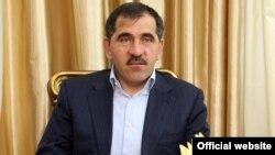 Yunus bek Evkurov Ingushetia governor