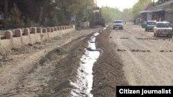 21-ci əsrdə köhnə üsulla Astarada Şiyəkəran kəndində hazırlanan asfalt