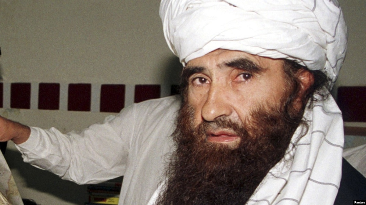 IMG JALALUDDIN Haqqani, Founder of the Militant Haqqani Network