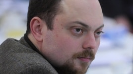 Russia journalist and activist Vladimir Kara-Murza in 2012.