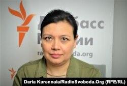 Наталья Ищенко, журналистка-международница