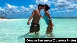 Дарья и Максим Поповы