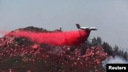 Gašenje požafa, Kalifornija, 9. august 2016.