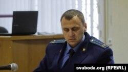 Пракурор Валеры Сайкоўскі
