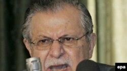 روز سه شنبه، روزنامه عرب زبان «الحیات» چاپ لندن، به نقل از جلال طالبانی نوشت که دولت کنونی عراق قرارداد ۱۹۷۵ الجزایر را قبول ندارد.