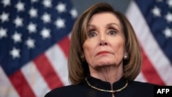 Nancy Pelosi, șefa Camerei Reprezentanților