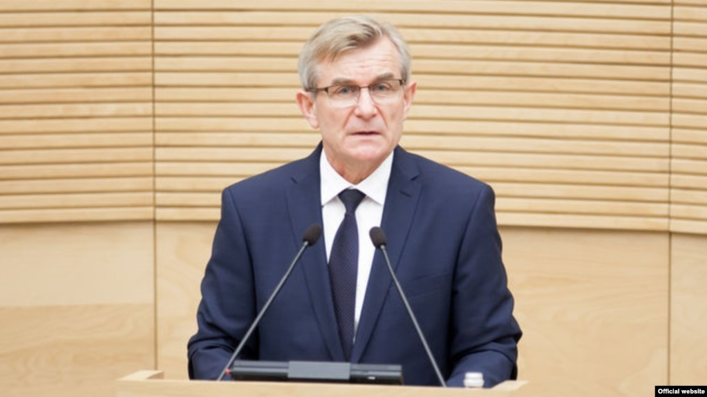 Lithuania moves to change official name for georgia to sakartvelo lithuanian parliament speaker viktoras pranckietis raised the issue after a trip to tbilisi m4hsunfo