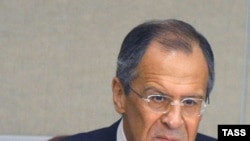 """Сергей Лавров: """"Россия укрепляется"""""""