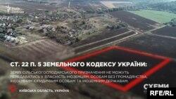 Тож за законом володіти нею можуть тільки громадяни України