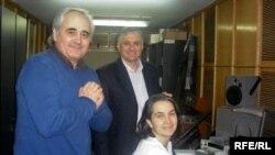 Emilia Popescu, Mircea Rusu și Petru Hadârcă
