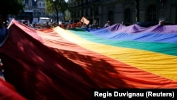 Gay Pride la Paris
