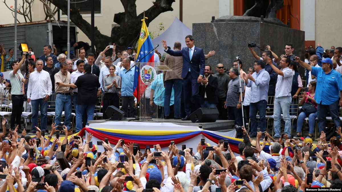 Гражданская война в Венесуэле возможна - Мадуро