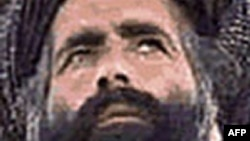 This undated photo obtained July 30, 2015 courtesy of the U.S. State Department shows Mullah Omar.