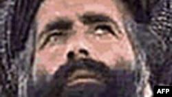 """Лидер движения """"Талибан"""" Мулла Омар, ныне считающийся мертвым."""