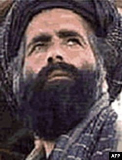 Mullah Omar in an undated photograph